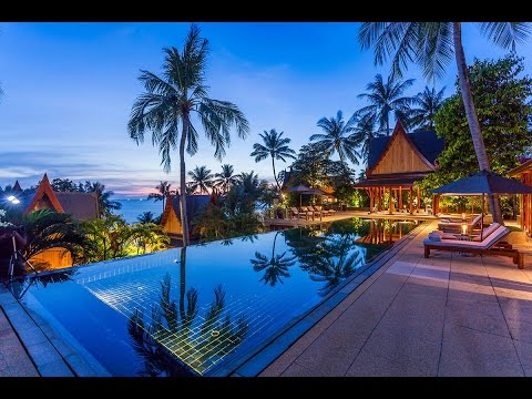 Top 10 Luxury Hotels In Thailand