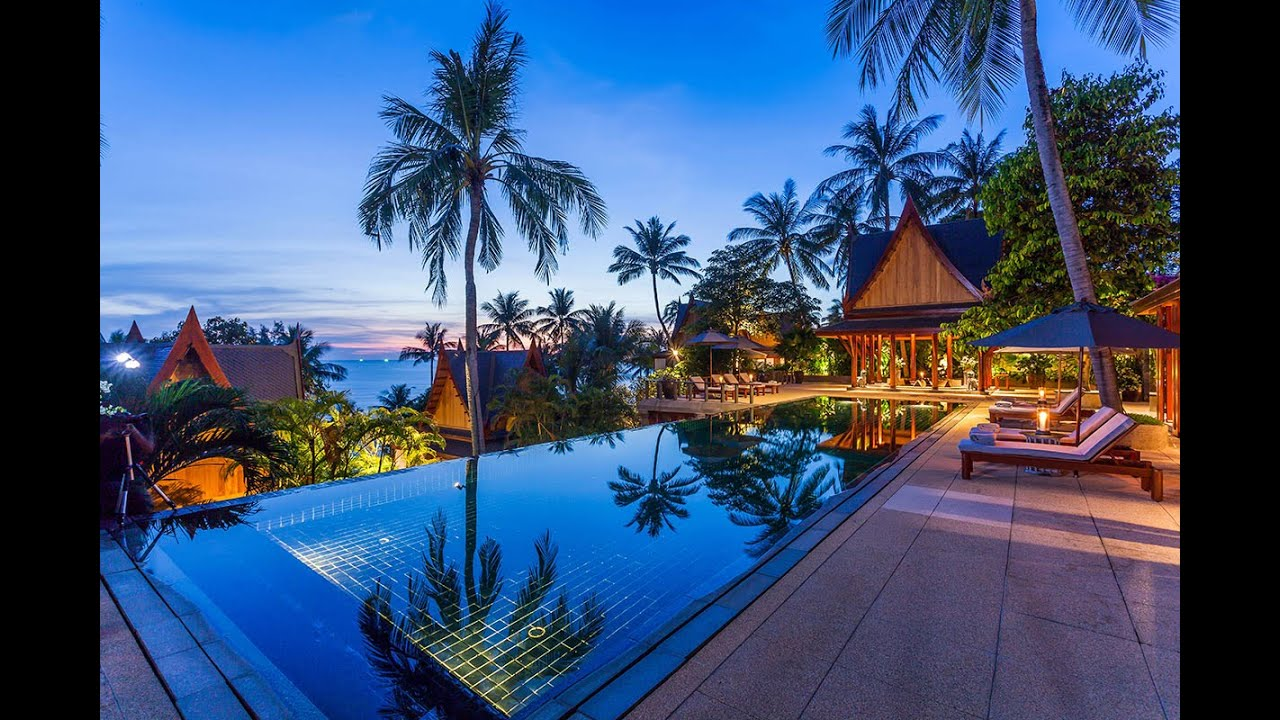 Top 10 Luxury Hotels In Thailand Youtube