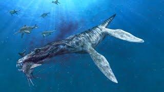 Liopleurodon - jurajski zabójca z głębin