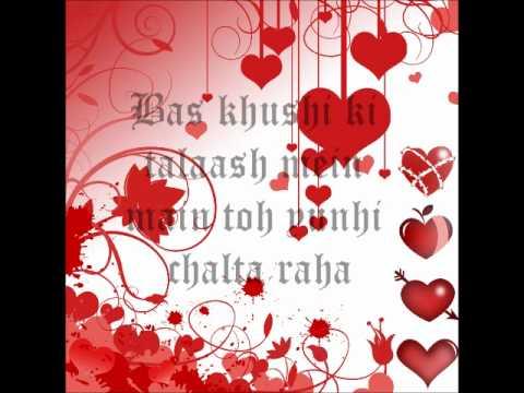 ♥Jaane Kyun- Always Kabhi Kabhi♥ w. Lyrics