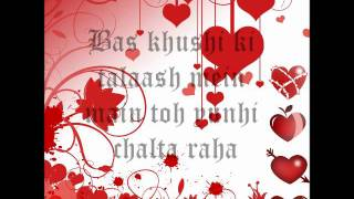 ♥Jaane Kyun- Always Kabhi Kabhi♥ w. Lyrics