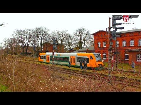 ODEG fährt zw. Salzwedel & Klötze - eine Strecke erwacht aus dem Dornröschenschlaf