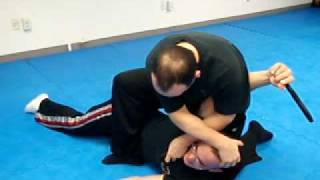 M.A.R.I. Kali and Silat basic knife techniques