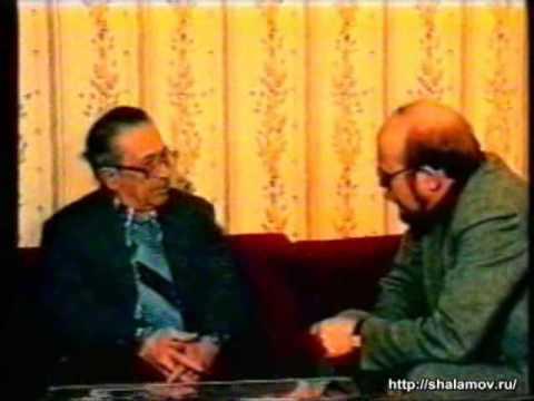 Варлам Шаламов и блатные