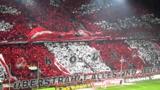 Choreo Köln  vs. BVB 2010  Respekt!