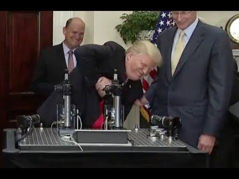 Trump Fails To Break High-Tech Glass
