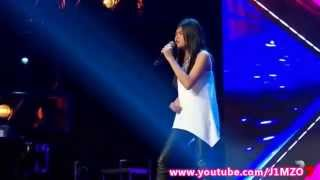Marlisa Punzalan - The X Factor Australia 2014 - BOOTCAMP