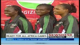 Kenya ladies volleyball team set to play with Egyptians at Lugogo arena in Uganda next Tuesday