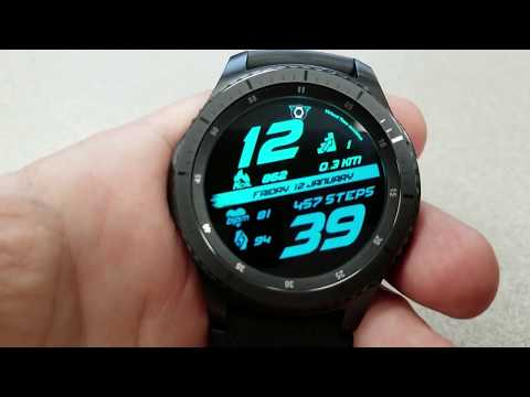 Samsung Gear S3/Gear Sport Digital Watchfaces from VTM – FREE Coupon Giveaway! – Jibber Jab Reviews!