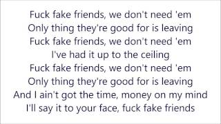 Bebe Rexha - F.F.F. (Fuck Fake Friends) (feat. G-Eazy) Piano Instrumental