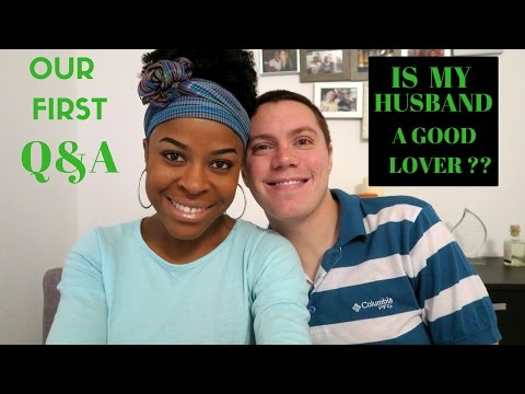 OUR FIRST Q&A : ARE FRENCH MEN GOOD LOVERS? || OUR NEXT BABY || MOVING BACK TO JAMAICA?