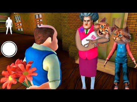 НОВЫЕ ЛОВУШКИ ДЛЯ МИСС ТИ Злая Учительница Scary Teacher 3D ДЕЛАЮ КОНЦОВКУ против Miss T