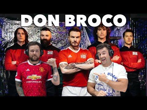 "DON BROCO ""Manchester Super Reds No 1 Fan"" | Aussie Metal Heads Reaction"