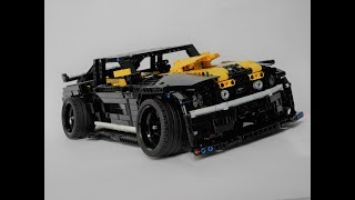 Lego Ford Mustang Car Porn | Peter Pan