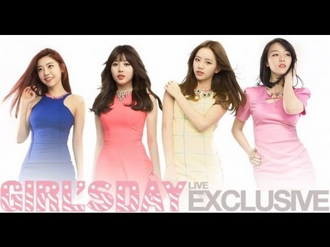 """RELIVE IT: Girl's Day """"Expectation"""" Live Stream"""