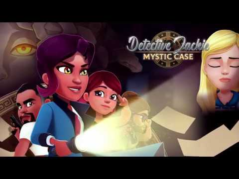 Detective Jackie | Official Trailer
