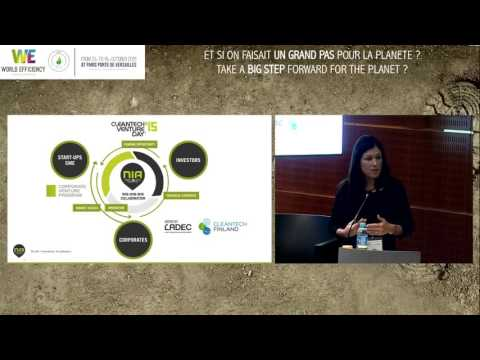 International clusters cooperation  a tool for resources and climate innovation before COP21