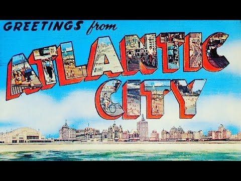 Atlantic City, New Jersey Christmas Trip - Caesars Palace - December 2017