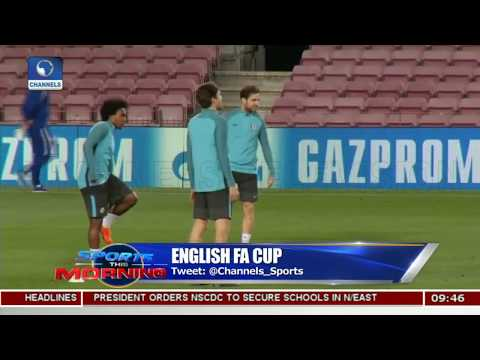 Analysing NPFL League,Bundesliga & The English FA Cup Pt.2 |Sports This Morning|
