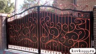 Художественная ковка в Москве(, 2013-10-02T21:10:20.000Z)