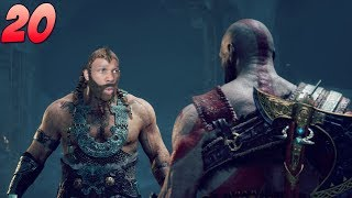 God Of War Walkthrough Gameplay Part 20 - Thor