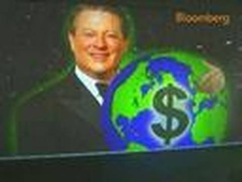Gore Benefits From Investments in 'Green' Movement: Video