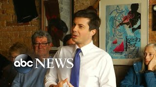 Pete Buttigieg on how his 2020 candidacy caught fire