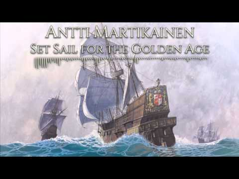 Set Sail for the Golden Age (Epic pirate metal)