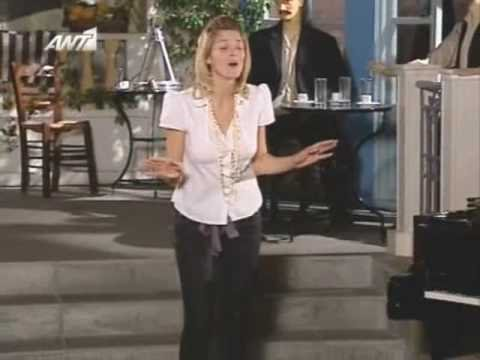 Hariklia Hatzisavidou X-factor greece The Judgment House