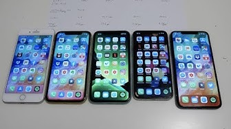 Apple iPhone 2019 Vergleich - iPhone 11 Pro vs 11 vs XR vs 8