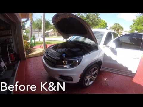 2016 Volkswagen Tiguan Cold Air Intake
