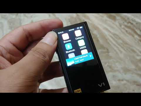 Sound settings of Tempotec V1a (use earphones)