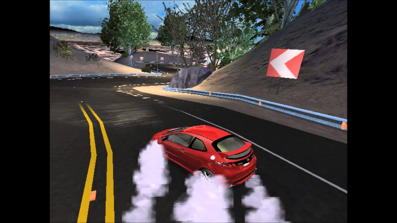 need for speed underground 2 drifting in a 2007 honda. Black Bedroom Furniture Sets. Home Design Ideas
