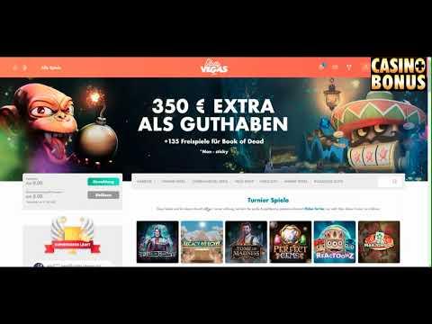 🎰 Casino Test:  Slotty Vegas Casino Bonus - Freispiele Ohne Einzahlung!
