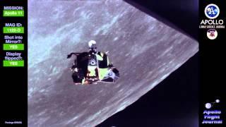 Apollo 11 - 16-mm magazine 1122-D