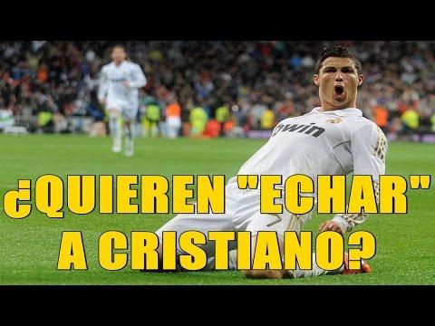 ¿QUIERE EL MADRIDISMO DESHACERSE DE CRISTIANO RONALDO?