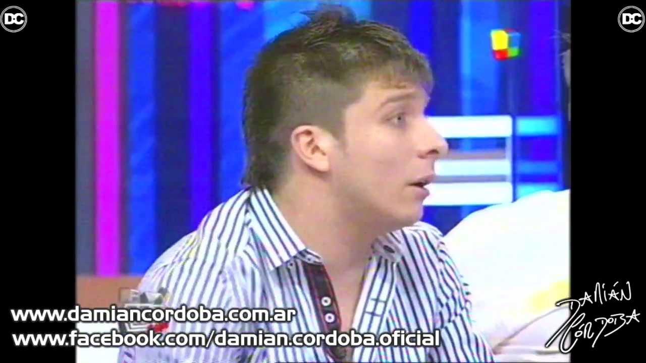 Damian Cordoba: Damián Córdoba En Animales Sueltos