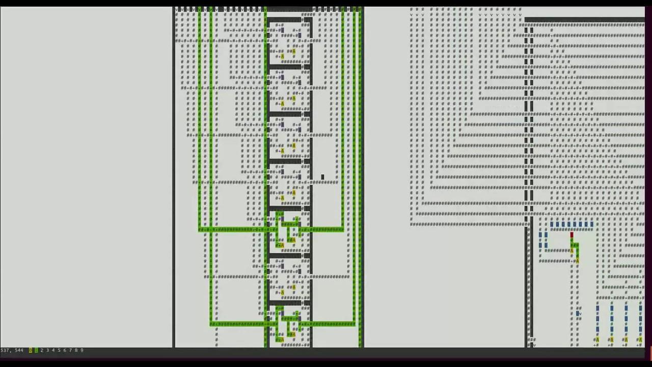 C++ Linux Terminal Basic Logic-Circuit Simulator: 8-bit Computer ...