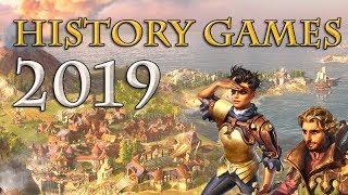 Die History Games 2019: Eine Jahresvorschau