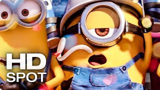 MINIONS - Swing those pants, baby! (2015) Super Bowl Spot