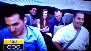 Cash Cab - Best episode ever!! Apex crew