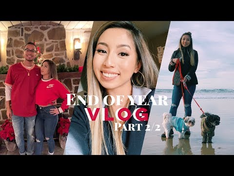 End Of Year Vlog Pt. 2 - WHOLESOME | @ohdangdanii