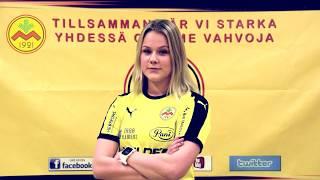 Kontrakt! Antonia Svenlin