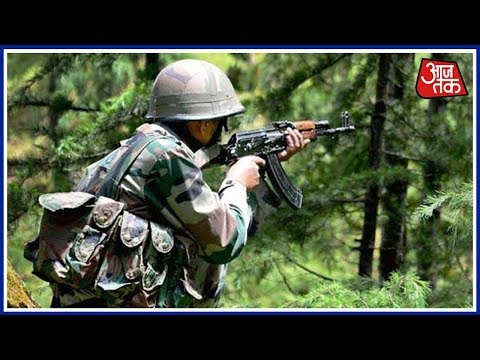 Pakistan Violates Ceasefire In Kashmir, Indian Army Retaliates Strongly: Shatak Aaj Tak