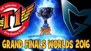 SKT vs SSG   GRAND FINAL   ALL HIGHLIGHTS   League of Legends   WORLD CHAMPIONSHIP 2016