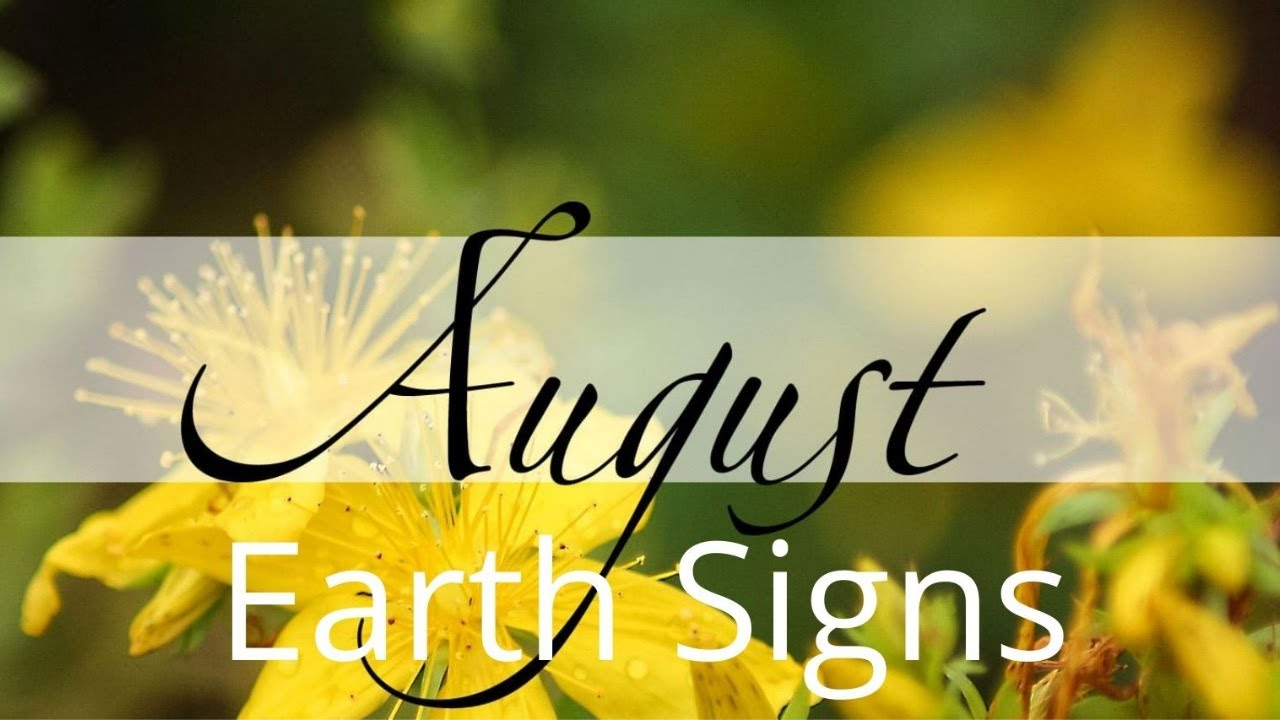 Taurus, Virgo, Capricorn August Monthly Pulse