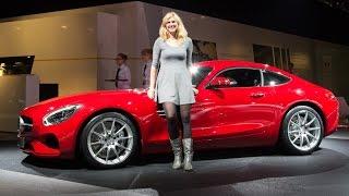 2014 Mercedes-AMG GT Weltpremiere in Affalterbach (erster Einblick)