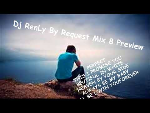Dj RenLy By Request Mix 8  preview
