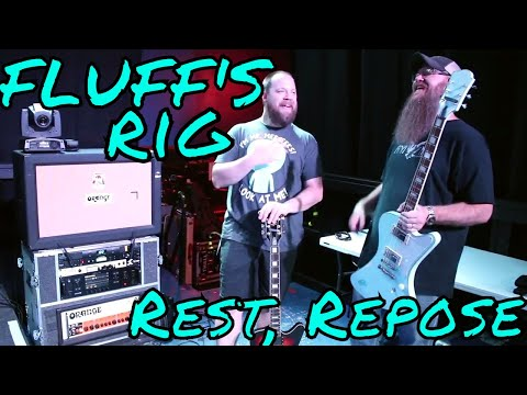 """Rest Repose Ryan """"Fluff"""" Bruce Rig Review - RNA Music"""