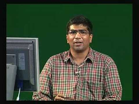 Lecture - 6 Structured Query Language II